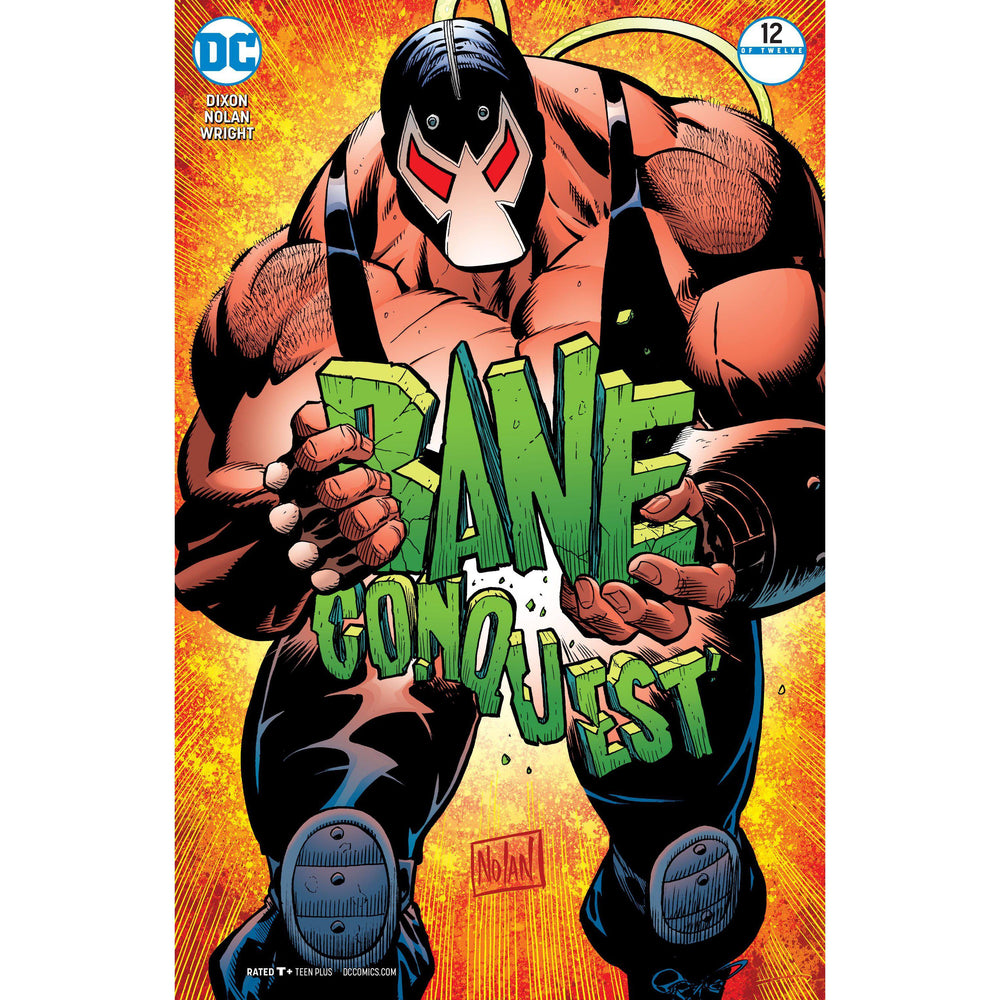 Bane Conquest #12 (Of 12)-Georgetown Comics