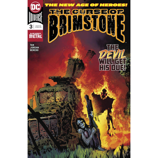 Curse Of Brimstone #3-Georgetown Comics