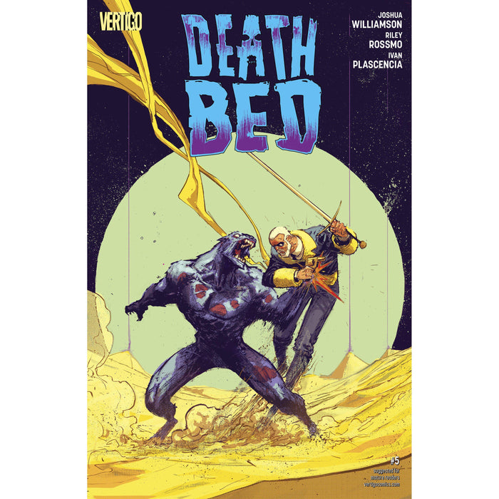 Deathbed #5 (Of 6) (Mr)-Georgetown Comics
