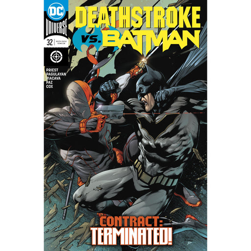 Deathstroke #32-Georgetown Comics