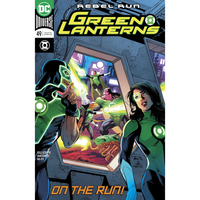 Georgetown Comics - GREEN LANTERNS #49