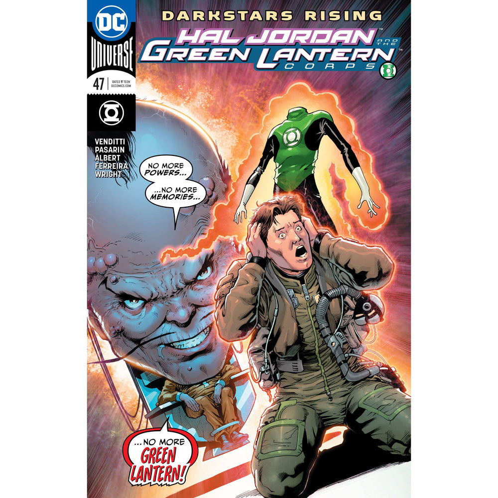 Hal Jordan And The Green Lantern Corps #47-Georgetown Comics