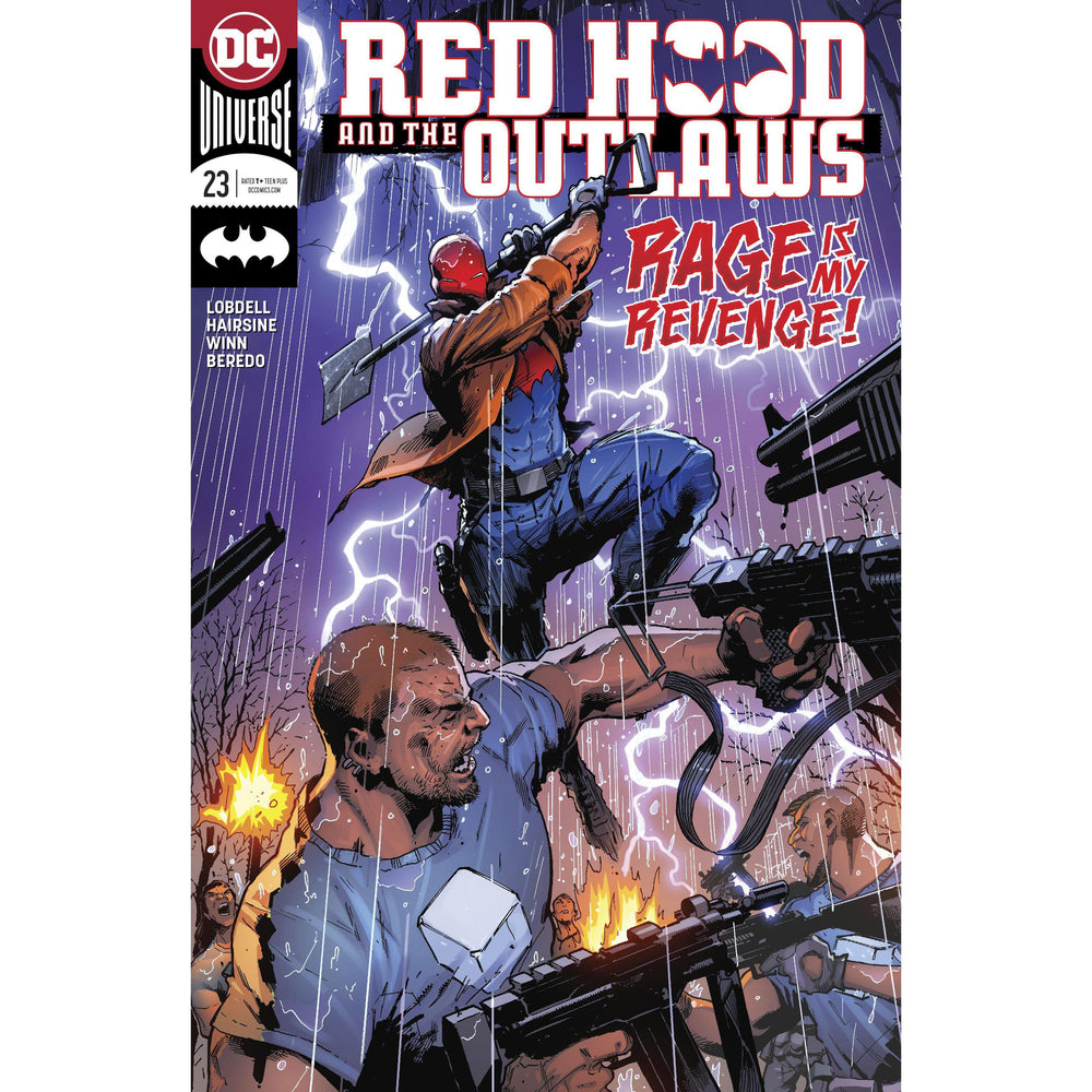 Georgetown Comics - RED HOOD AND THE OUTLAWS #23