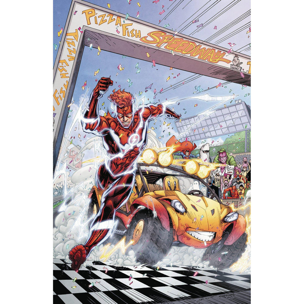 Georgetown Comics - FLASH SPEED BUGGY SPECIAL #1