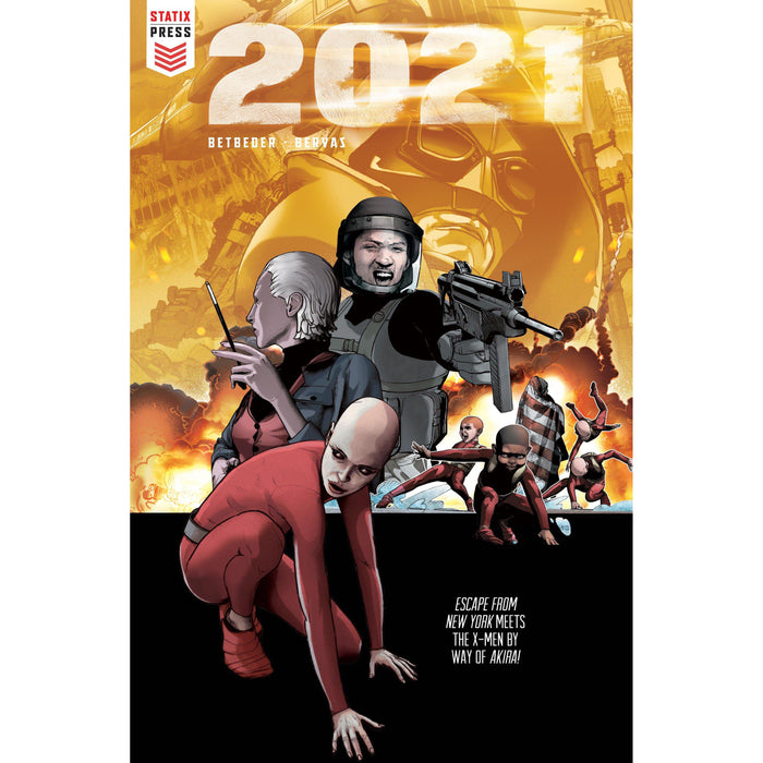 2021 Lost Children #2 (Of 2)-Georgetown Comics