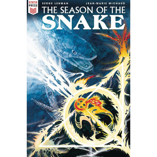 Season Of The Snake #3 (Of 3)-Georgetown Comics