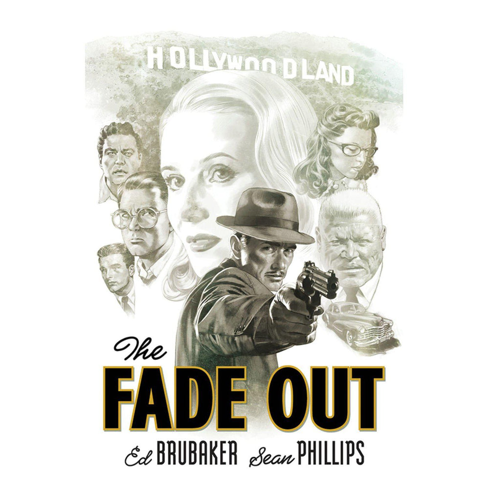 Fade Out TP (MR)-Georgetown Comics