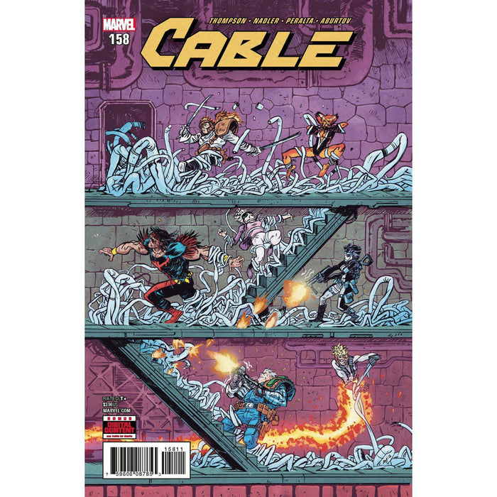 Georgetown Comics - CABLE #158