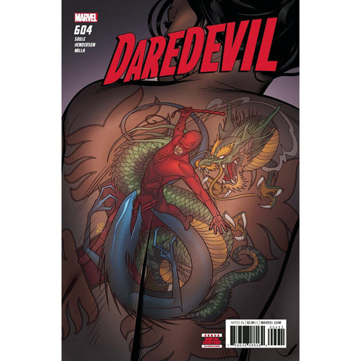 Georgetown Comics - DAREDEVIL #604