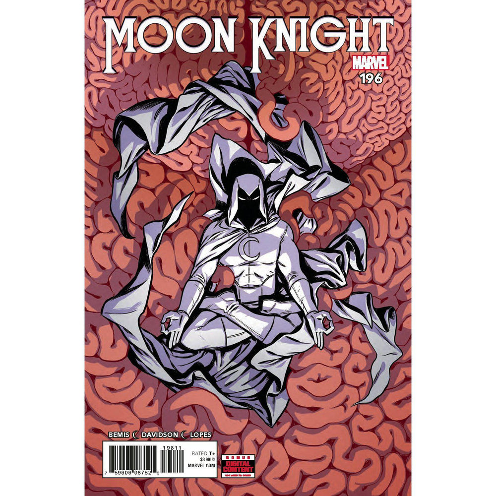 Moon Knight #196-Georgetown Comics