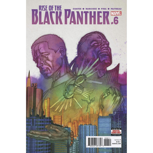 Rise Of Black Panther #6 (Of 6)-Georgetown Comics