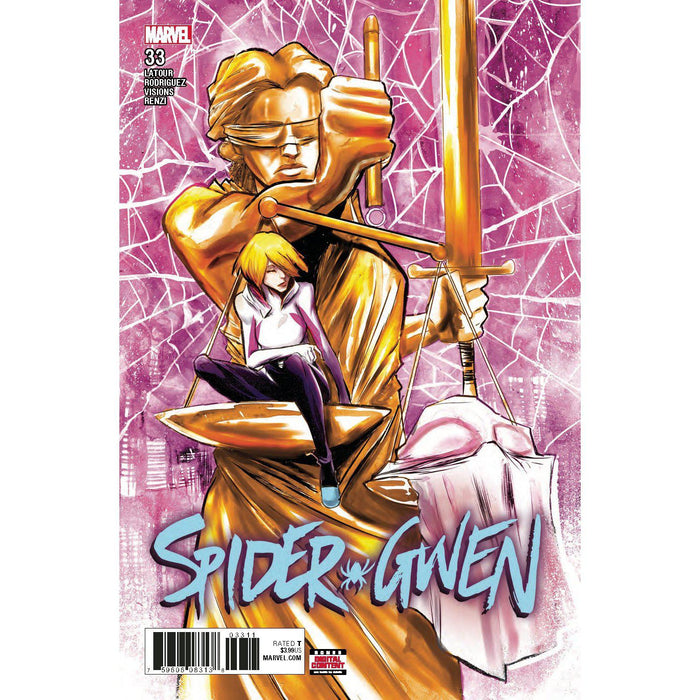Georgetown Comics - SPIDER-GWEN #33