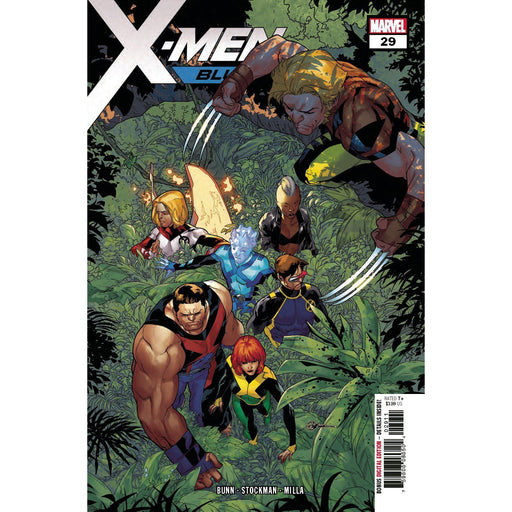 Georgetown Comics - X-MEN BLUE #29
