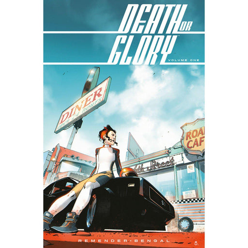 Death Or Glory TP Vol 01 (MR)-Georgetown Comics