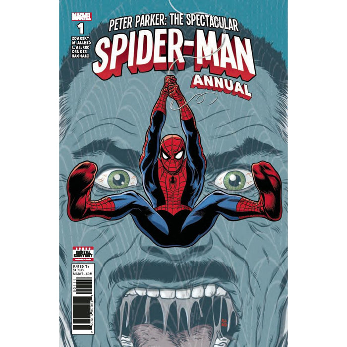 Georgetown Comics - PETER PARKER SPECTACULAR SPIDER-MAN ANNUAL #1