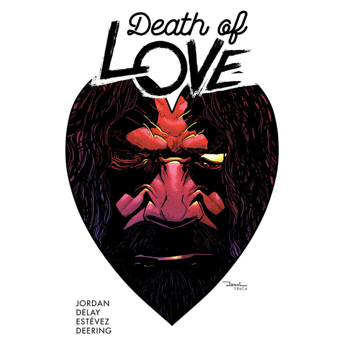 Death Of Love #5 (Of 5) (Mr)-Georgetown Comics