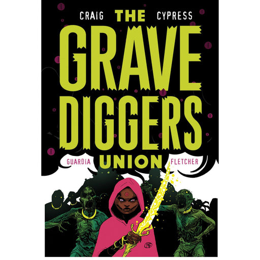 Gravediggers Union #7 Cvr A Craig (MR)-Georgetown Comics