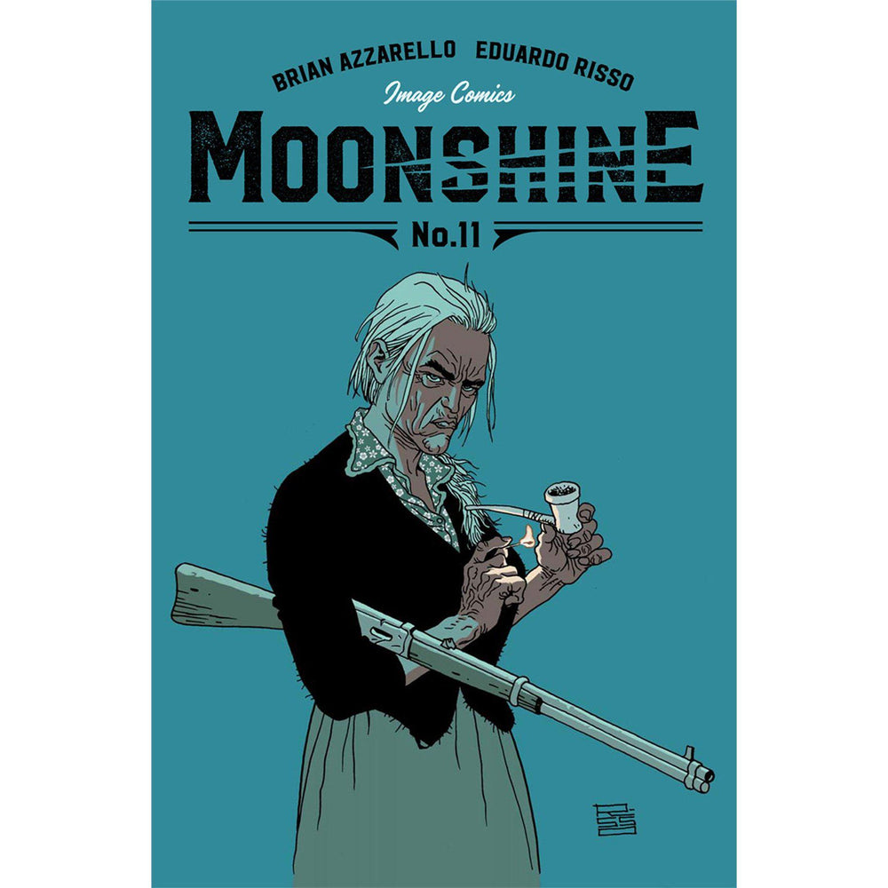 Moonshine #11 Cvr A Risso (Mr)-Georgetown Comics
