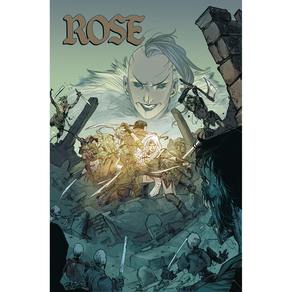 Rose #12 Cvr A Guara-Georgetown Comics