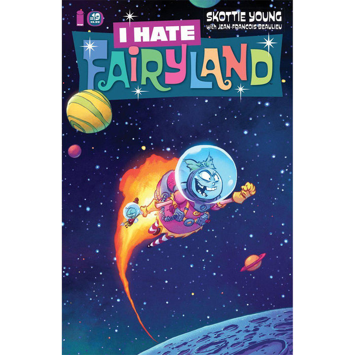 Georgetown Comics - I HATE FAIRYLAND #19 CVR A YOUNG