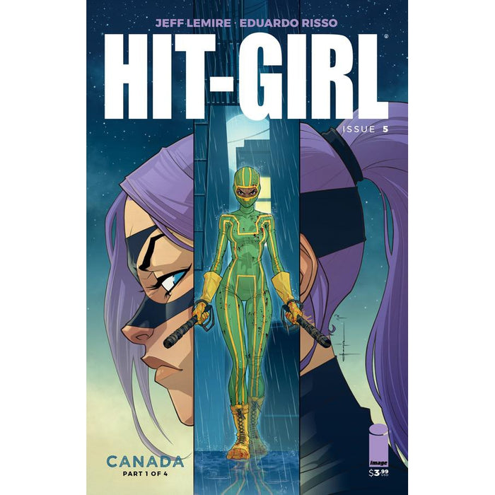 Georgetown Comics - HIT-GIRL #5 CVR D YILDIRIM