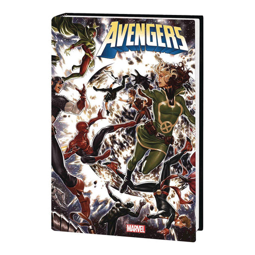 Georgetown Comics - AVENGERS NO SURRENDER HC