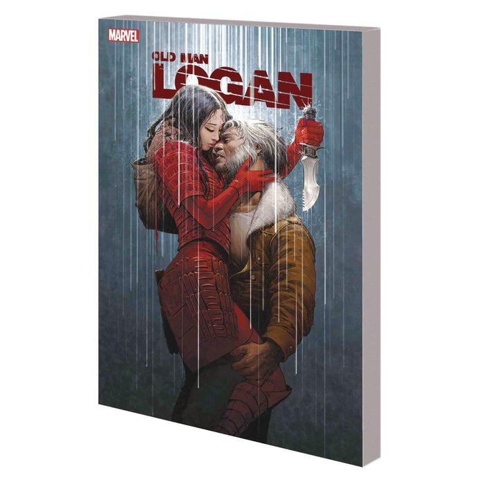 Wolverine Old Man Logan TP Vol 07 Scarlet Samurai-Georgetown Comics