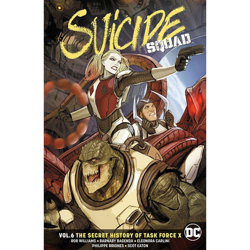 Suicide Squad TP Vol 06 Secret History Of Task Force X-Georgetown Comics