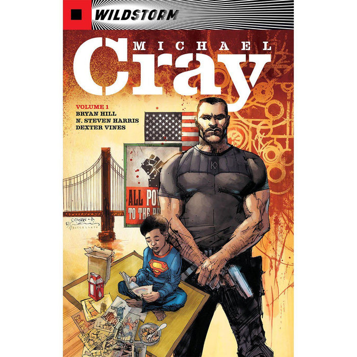 Wildstorm Michael Cray TP Vol 01-Georgetown Comics