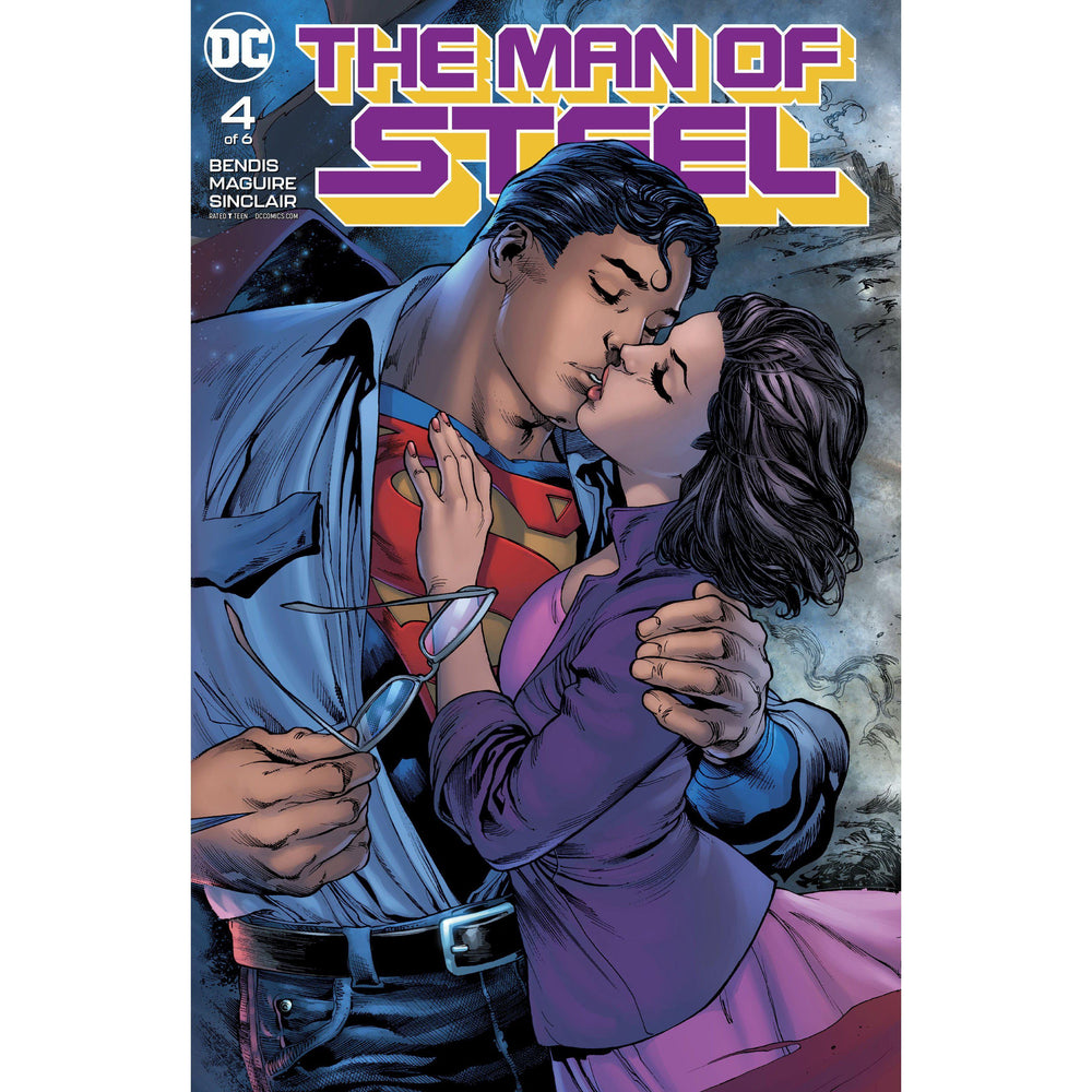 Man Of Steel #4 (Of 6)-Georgetown Comics