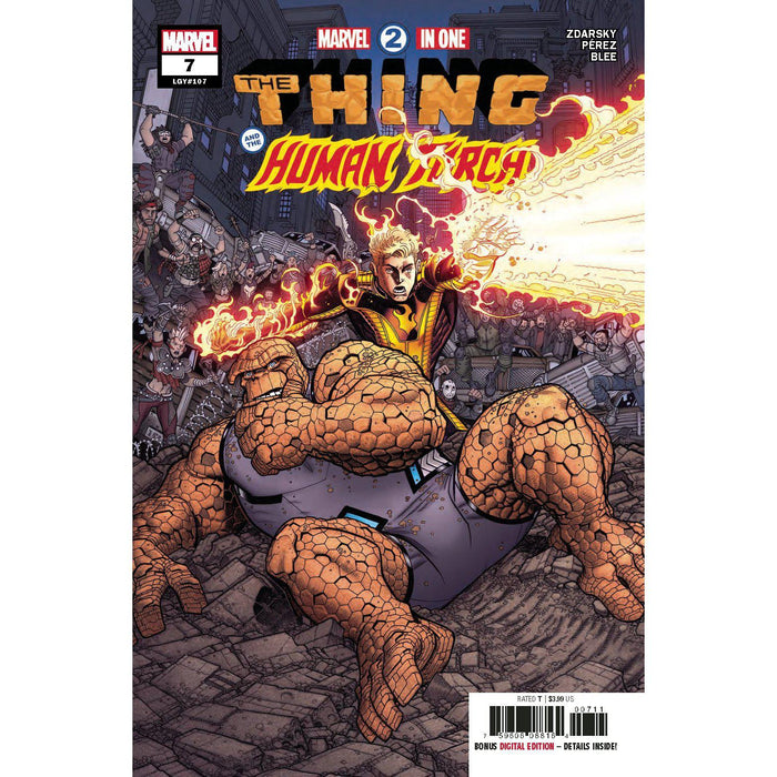 Marvel Two-In-One #7-Georgetown Comics