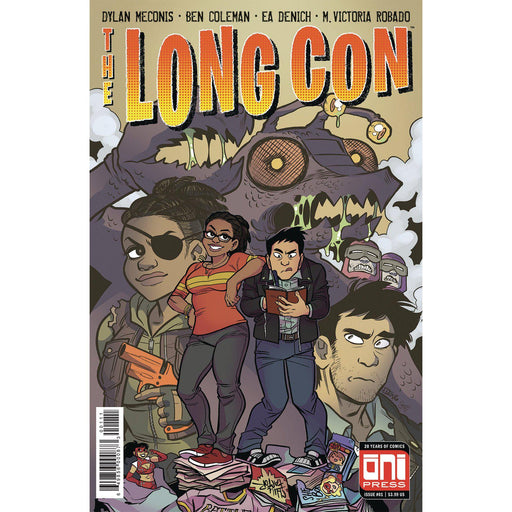 Long Con #1 Cvr A-Georgetown Comics