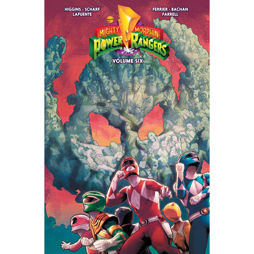 Mighty Morphin Power Rangers TP Vol 06-Georgetown Comics