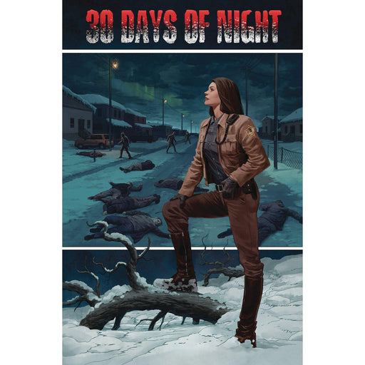 30 Days Of Night (2018) TP-Georgetown Comics