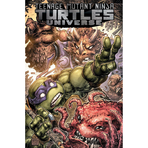 TMNT Universe TP Vol 05 Coming Doom-Georgetown Comics