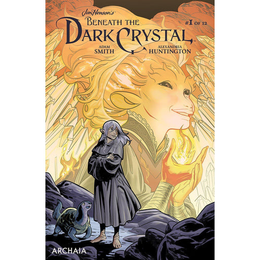 Georgetown Comics - JIM HENSON BENEATH DARK CRYSTAL #1