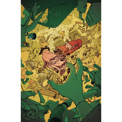 Georgetown Comics - HER INFERNAL DESCENT #4 (MR)