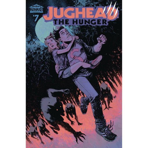 Georgetown Comics - JUGHEAD THE HUNGER #7 CVR A GORHAM (MR)