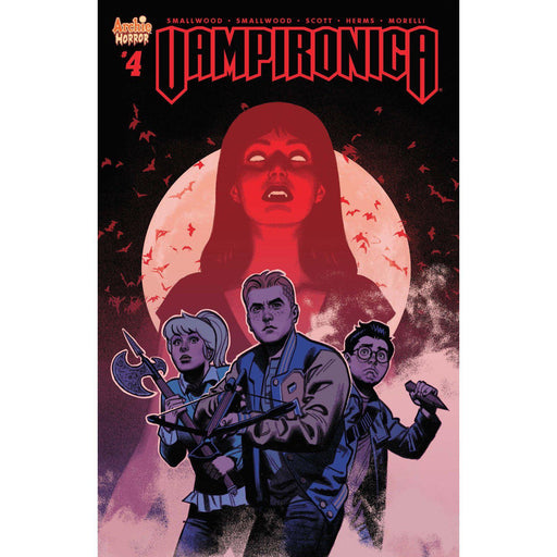 Vampironica #4 Cvr A Smallwood (Res)-Georgetown Comics