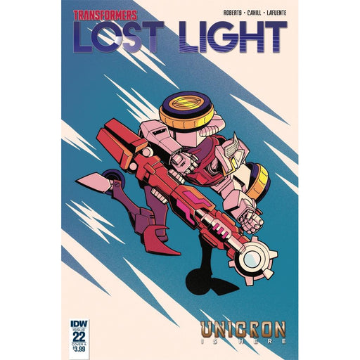 Georgetown Comics - TRANSFORMERS LOST LIGHT #22 CVR A ROCHE