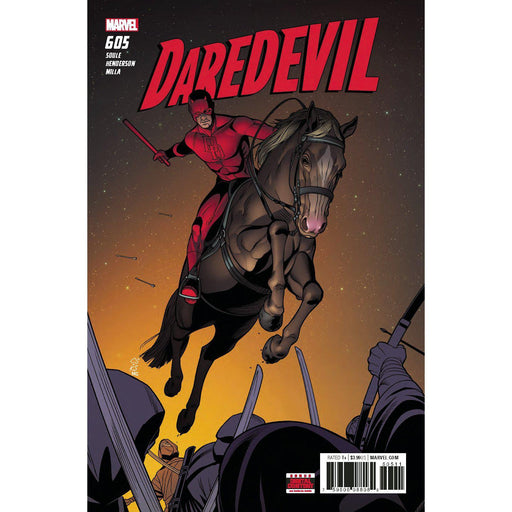 Georgetown Comics - DAREDEVIL #605
