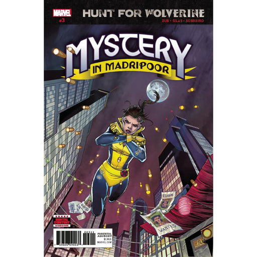 Hunt For Wolverine Mystery Madripoor #3 (Of 4)-Georgetown Comics