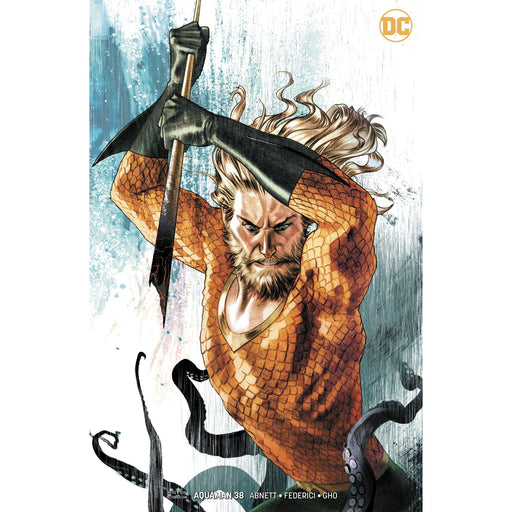 Georgetown Comics - AQUAMAN #38 VAR ED