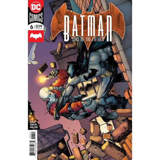Georgetown Comics - BATMAN SINS OF THE FATHER #6 (OF 6)