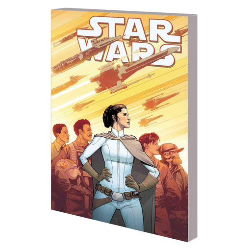 Georgetown Comics - STAR WARS TP VOL 08 MUTINY AT MON CALA