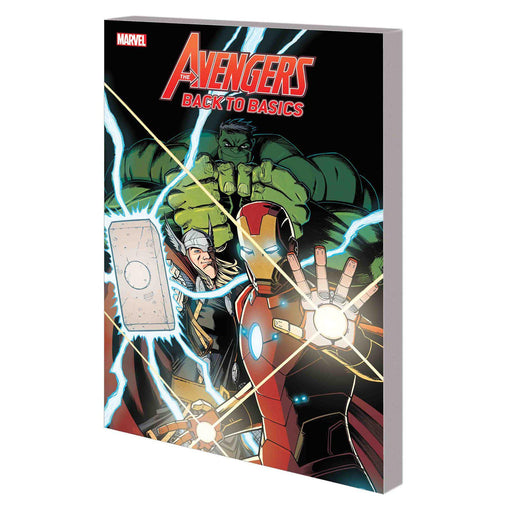 Georgetown Comics - AVENGERS BACK TO BASICS MPGN TP