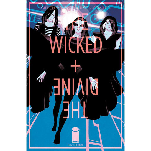 Georgetown Comics - WICKED & DIVINE #38 CVR B CHIANG (MR)