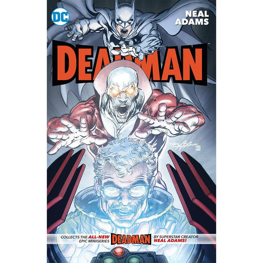 Georgetown Comics - DEADMAN TP