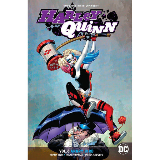 Harley Quinn TP Vol 06 Angry Bird Rebirth-Georgetown Comics