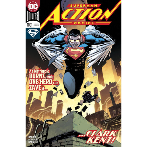 Action Comics #1001-Georgetown Comics